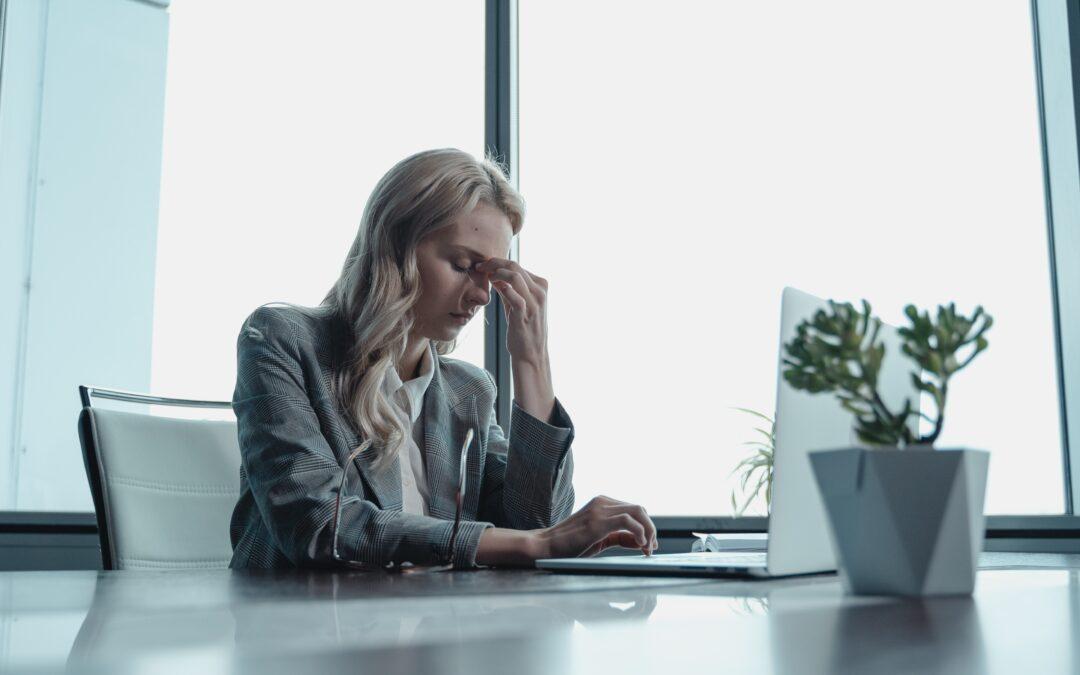 Stress vs burnout